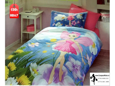 lenjerie-hobby-din-bumbac-poplin-cu-imprimeu-3d-digital-pentru-pat-1-persoana-princess-cod-hb67-2750-480x360