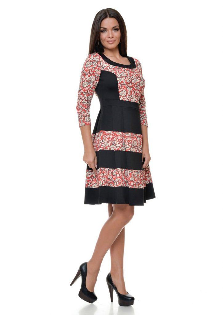 rochie-midi-cu-pliuri-late-si-imprimeu-floral-r138i956-fata1-992x1404-min