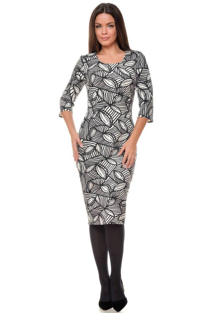 rochie-conica-alb-negru-cu-imprimeu-grafic-r111i982-fata-992x1404-min