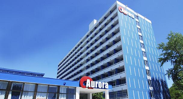 Hotel Aurora Mamaia
