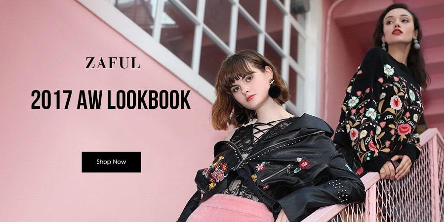 Zaful lookbook