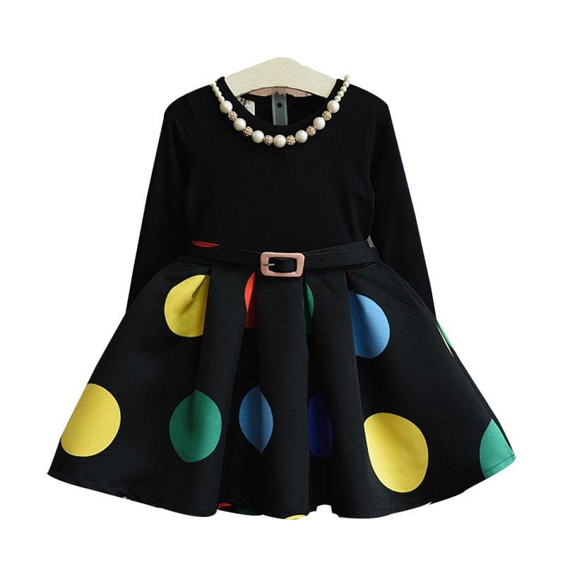rochie cu buline-min