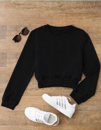 Bluza neagra-min