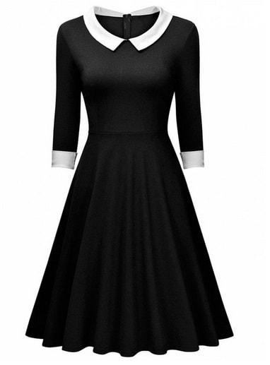 Retro dress-min